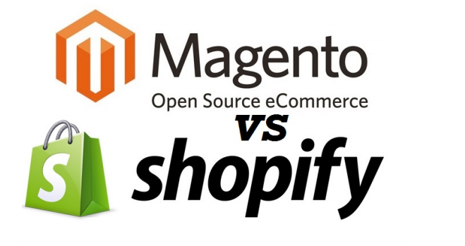 Magento or Shopify