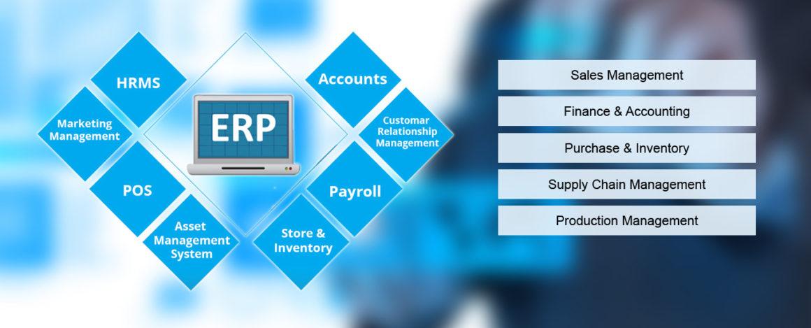 Efficient ERP System