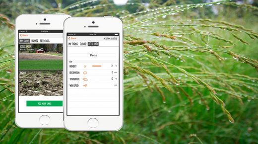 Mobile Applications to Ease the Agriculture Practices