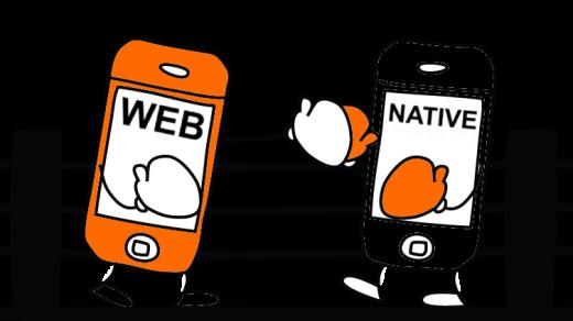 web vs native app