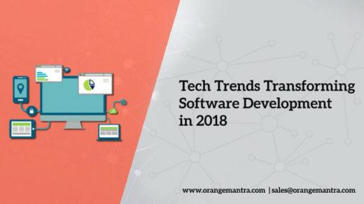 software development trend 2018