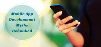Mobile App Development Myths