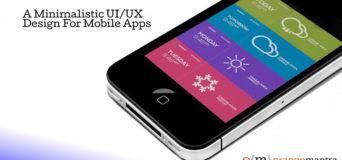 Minimalistic-UI-Design