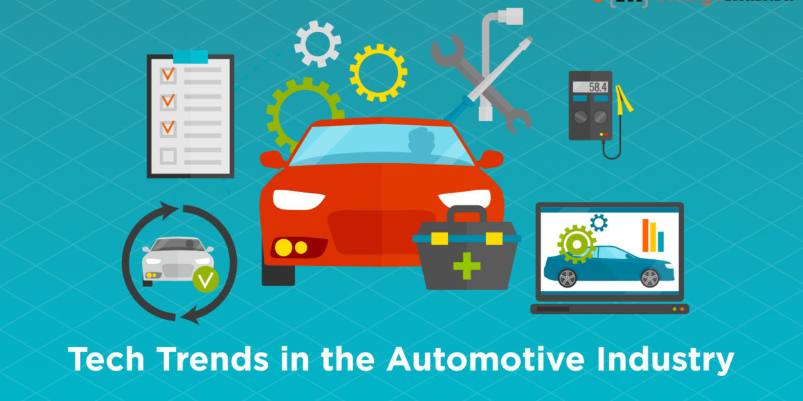 Tech Trends of automotive industry