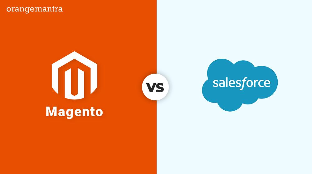 Magento vs Salesforce Commerce