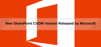 New SharePoint CSOM Version Released by Microsoft