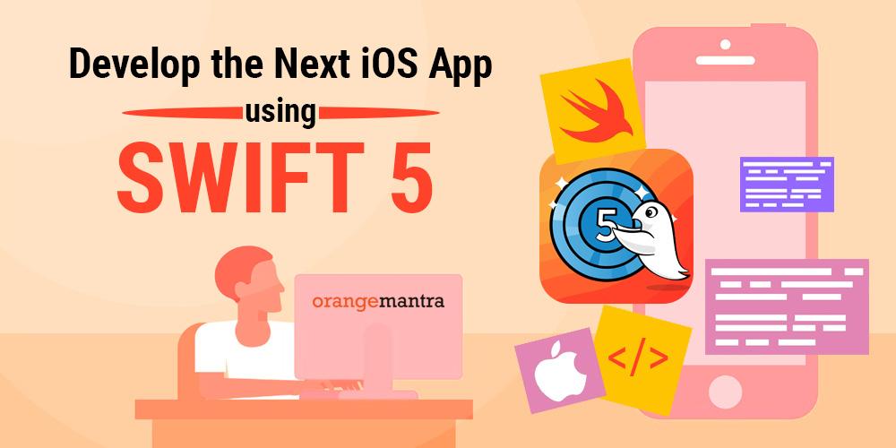 iOS App Using Swift 5