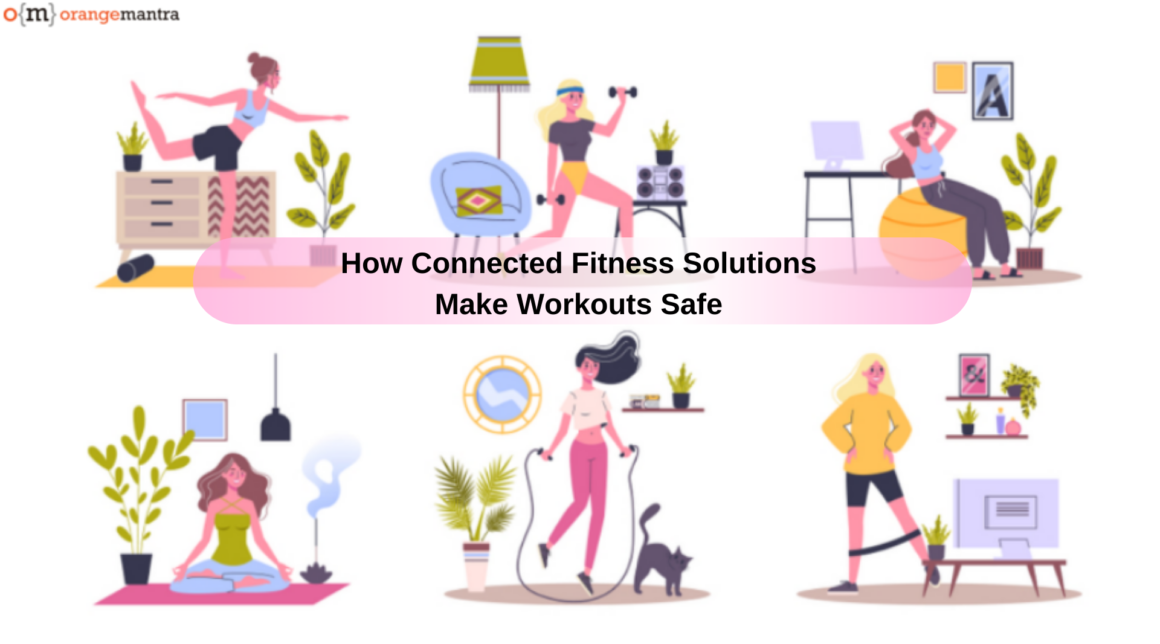 connected fitness solutions