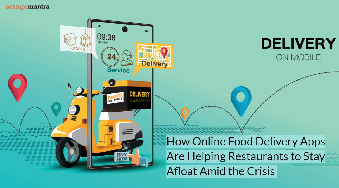 How Online Food Delivery Apps Are Helping Restaurants