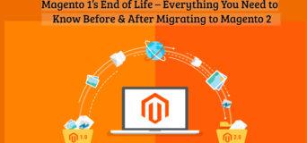 Magento 1 migration