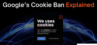 Google Bans Third-Party Cookies to Bolster Web Privacy
