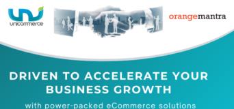OrangeMantra Partners with Unicommerce
