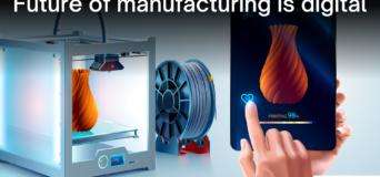 3-D Printing Demands Surge Amid a Digital Manufacturing Buzz