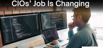 CIOs' Job