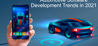 Top Automotive Software Engineering Trends to Watch Out in 2021
