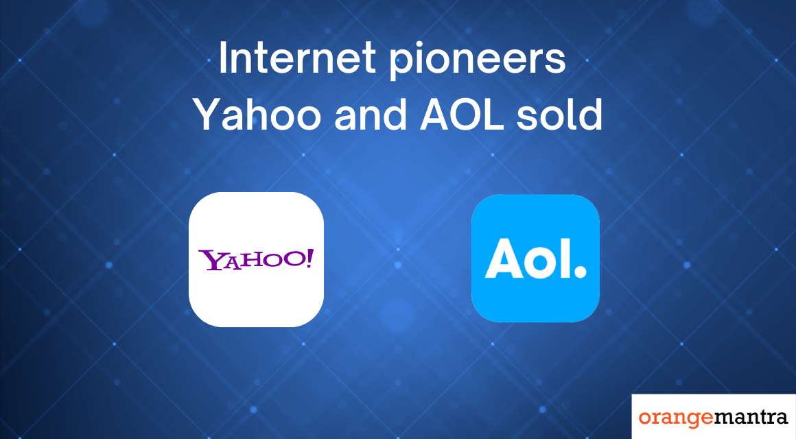 Verizon Sells Early Internet Pioneers Yahoo and AOL for $5 Billion