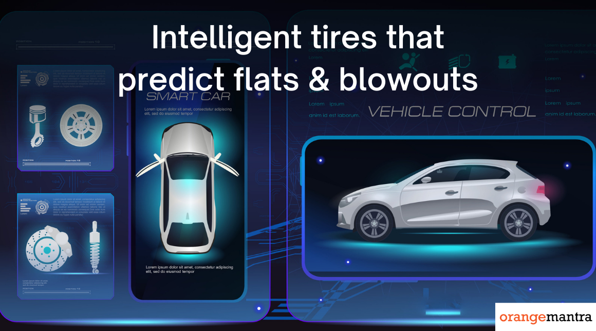 Telematics-Powered Smart Tires Hit the Road