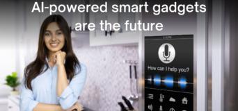 AI-powered smart gadget