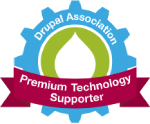 Drupal Association premium technology suport