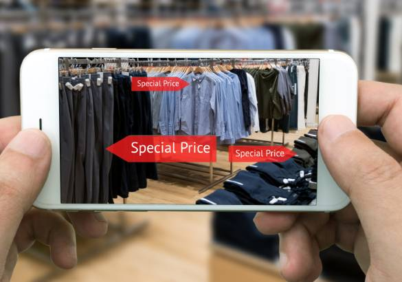 IoT-enabled retail experiences
