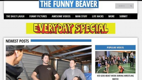thefunnybeaver.big