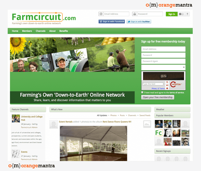 Farmcircuit