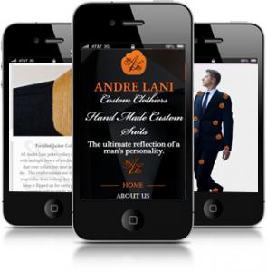 Custon Clothier application