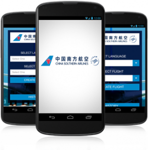 china airlines application