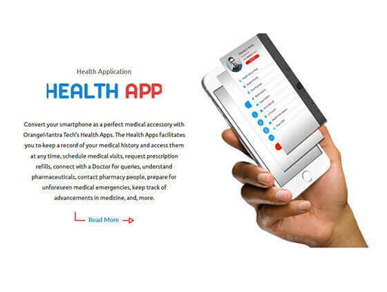 health-application