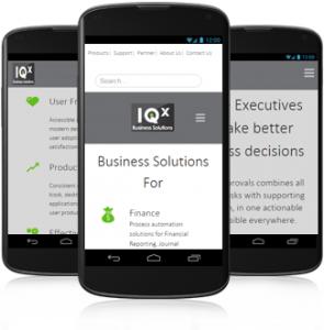 IQX application