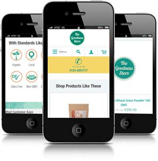 organic store application