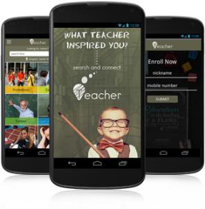 teacher find application