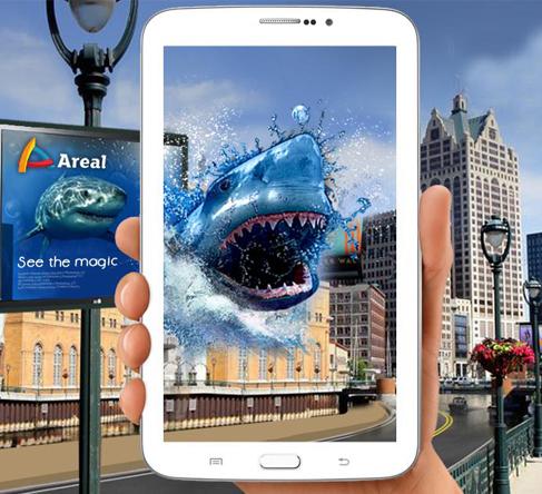 augment reality application development