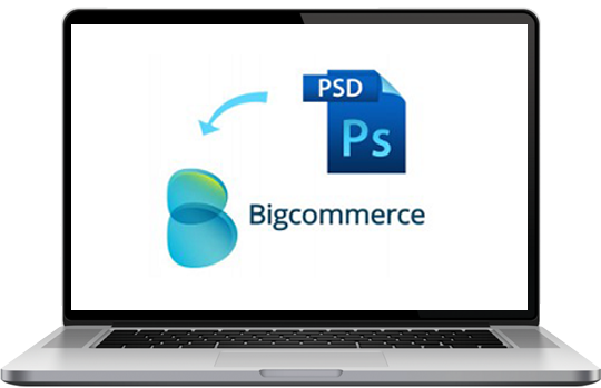 psd to bigcommerce theme development services
