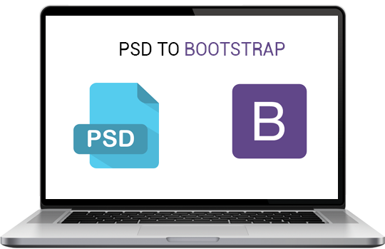 psd to bootstrap theme development services