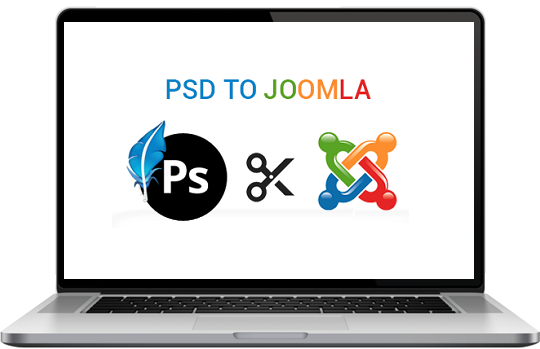 psd to joomla theme development services