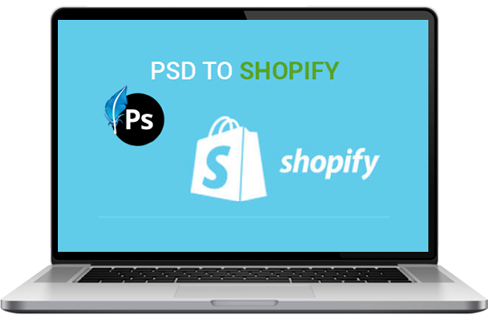 psd to shopify theme development services