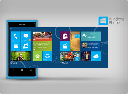 window mobile application development