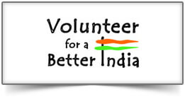 Volunteer for a Better India