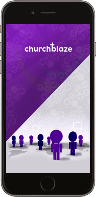 Churchblaze App