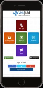 VetsField App