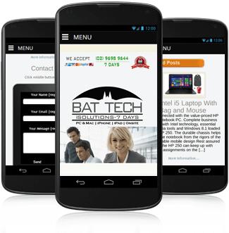 Bat Tech App