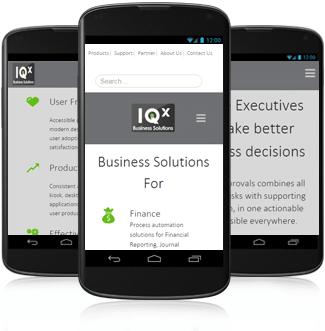 IQX app