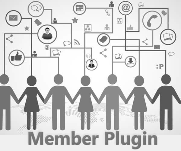 member plugin