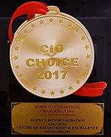 Winner CIO Choice 2017