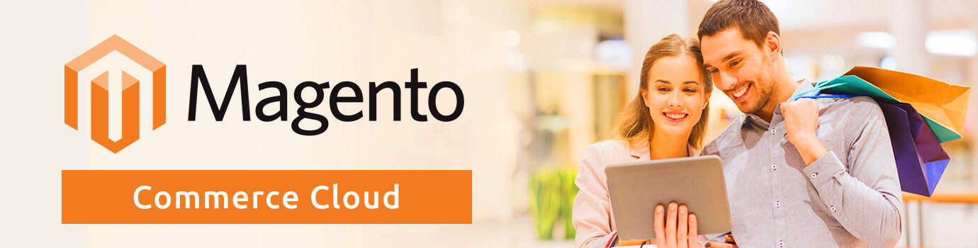 magento commerce cloud solution