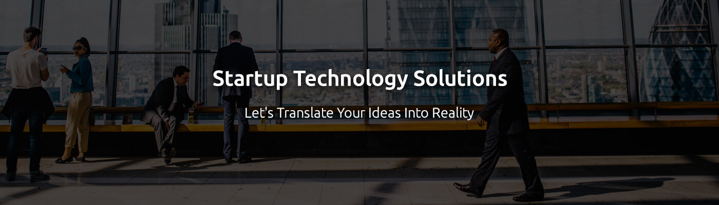 startup technology solutions
