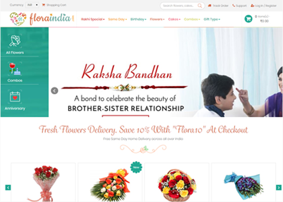 floraindia portfolio