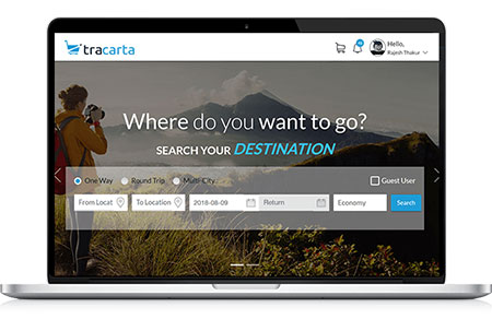 B2B Travel Booking Portal