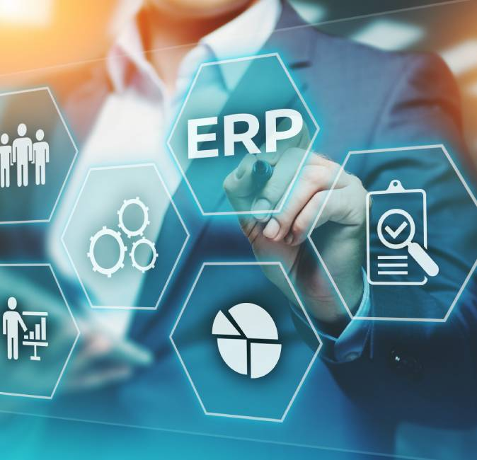 Key Features of ERP Software Built by OrangeMantra